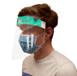 Branded Protective Face Shield