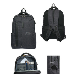 Charge Laptop Backpack