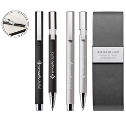 Willow Ballpoint & Rollerball Pen Set