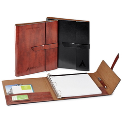 Fab Portfolio, Notebook & 3-Ring Binder