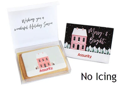 1 PIECE COOKIE CARD - with Icing