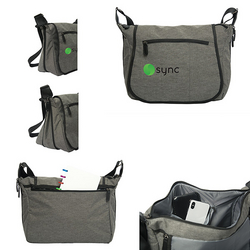 Ride Messenger Bag
