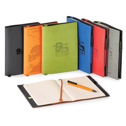 Donald - SOFT COVER REFILLABLE JOURNAL / PEN COMBO