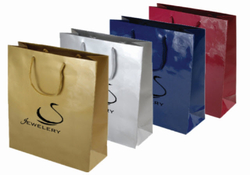 Gloss Laminated Gift Bag